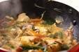 五目炒り豆腐の作り方4