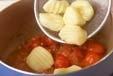 ジャガイモのニョッキの作り方5