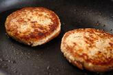 和風豆腐ハンバーグの作り方3