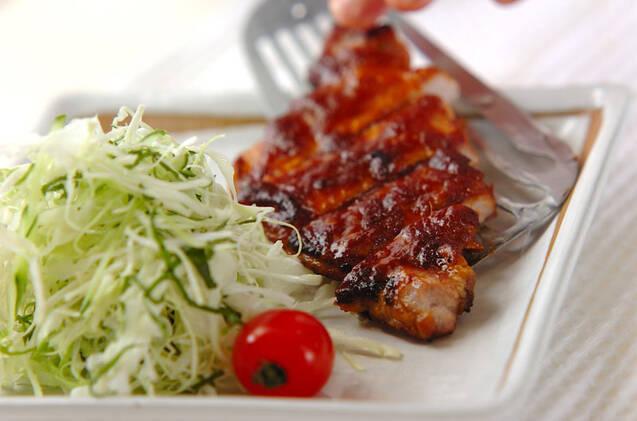 豚肉のみそ焼きの作り方の手順9