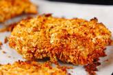 鶏肉のフレーク焼きの作り方8