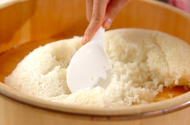 手巻き寿司の作り方の手順11