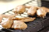 鶏手羽先のエスニック焼きの作り方2