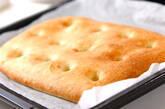 ポテトフォカッチャの作り方10