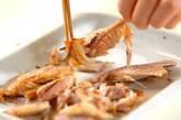 アジの混ぜご飯の作り方3