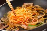 スパゲティーナポリタンの作り方3