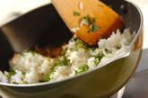 梅とジャコの混ぜご飯の作り方3