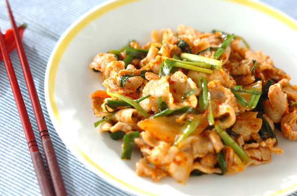 グッと格上げ!「豚キムチ」をおいしく作れるレシピ&ちょいアレンジ