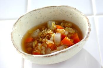 白菜のおかか煮