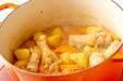 鶏ジャガ煮の作り方11