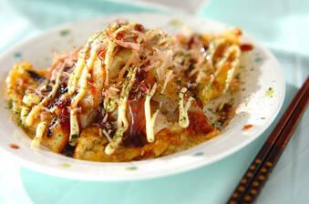 豚肉とジャガイモのペタンコ焼き