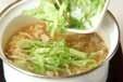 豆腐とレタスのスープの作り方2