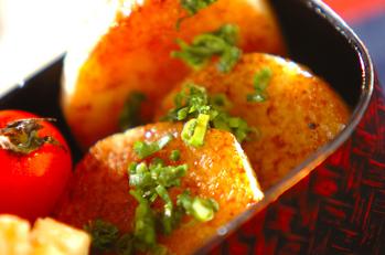 長芋のタレ焼き