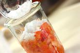 基本の塩トマトの作り方2