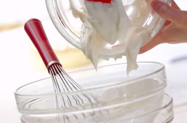 フロマージュブランとベリーのショートケーキの作り方の手順7