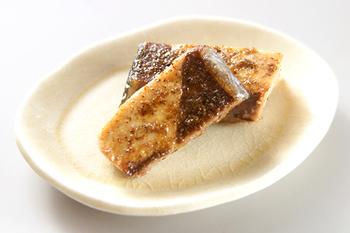 ブリの塩焼き
