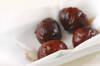 栗の和菓子の作り方の手順1