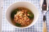 白インゲン豆の煮込み