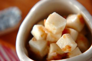 コロコロ長芋の梅肉和え