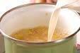 キャベツの豆乳汁の作り方2
