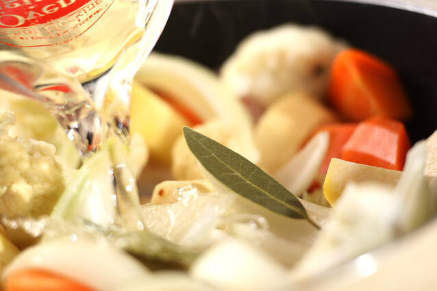 サツマイモのシチューの作り方の手順8