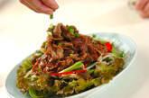ラムと野菜の炒め物の作り方9