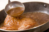 鶏のコーラ煮の作り方3