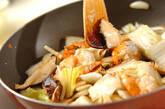 エビのチリソース煮の作り方1