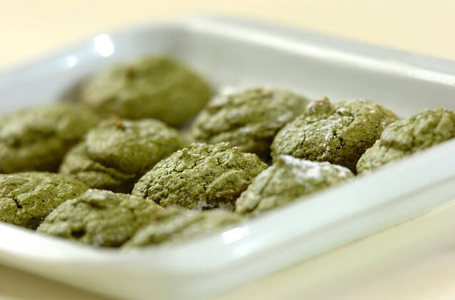 抹茶のダックワ―ズの作り方の手順7