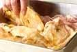 鶏肉のマスタード焼きの下準備4