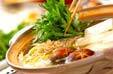 湯豆腐の作り方2