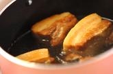 豚肉の柔らか角煮の作り方2