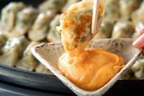 ホットプレート焼き餃子
