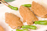 サワラのゴマダレ焼きの作り方3