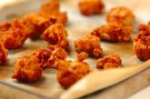 5分で完成!残り物唐揚げで簡単酢鶏の作り方1