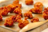 5分で完成!残り物唐揚げで簡単酢鶏の作り方3