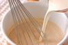 コーヒープリンの作り方の手順3