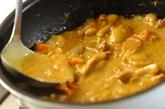 チキンココカレーの作り方3