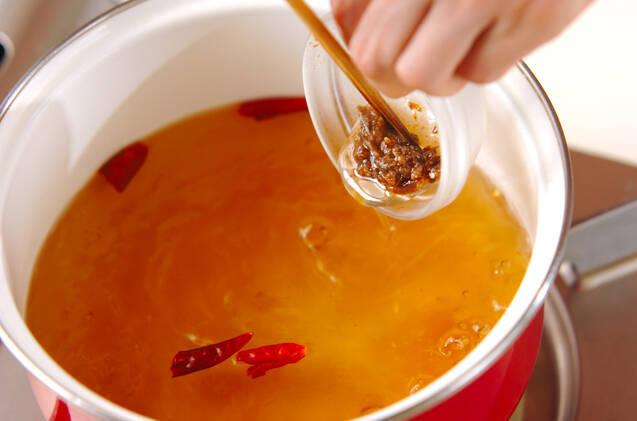 トムヤムスープの作り方の手順6