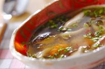 トムヤムスープ
