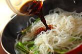しらたきとシシトウのピリ辛炒めの作り方4