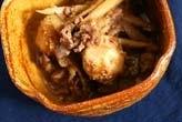 里芋のゴマ煮