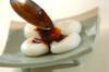 コーヒーソースがけ白玉の作り方の手順4