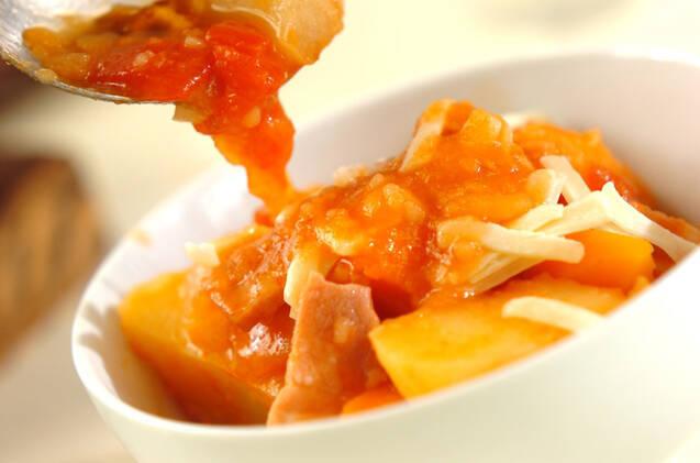トマトチーズポトフの作り方の手順8