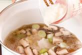 野菜のおろし汁の作り方2