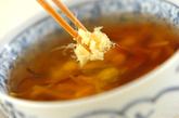 キクラゲの中華スープの作り方2