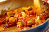 夏野菜の冷製パスタの作り方8