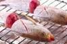 イサキの塩焼きの作り方の手順4