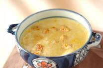 カレー風味コーンスープ