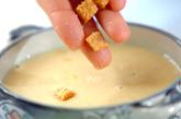 カレー風味コーンスープの作り方2